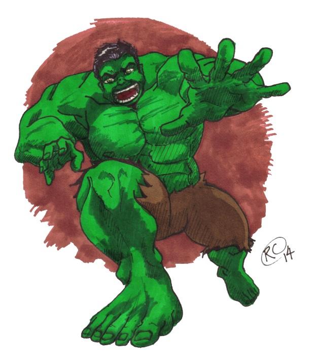 hulk small